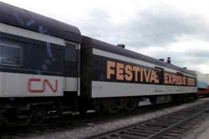 Festival Express - Photo 5