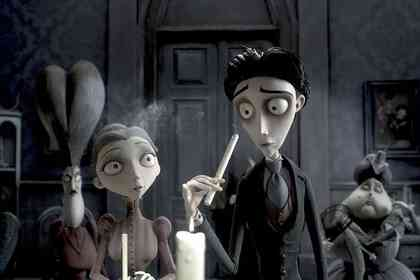 Les Noces Funèbres de Tim Burton - Photo 1