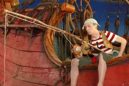 Piet Piraat en de Betoverde Kroon - Photo 5