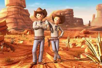 Bob et Bobette: Les Diables du Texas - Photo 1