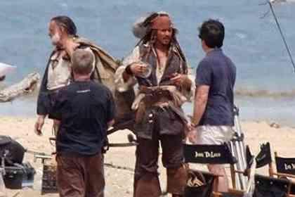 Pirates des Caraïbes : la Fontaine de Jouvence - Photo 2
