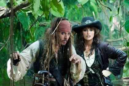 Pirates des Caraïbes : la Fontaine de Jouvence - Photo 4