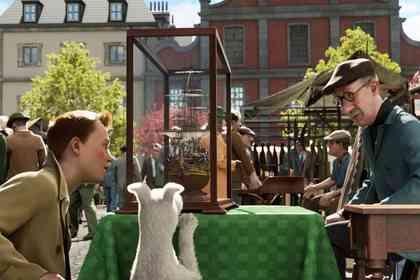 Les Aventures de Tintin : Le Secret de la Licorne - Photo 9