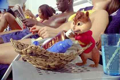 Alvin et les Chipmunks 3 - Photo 4