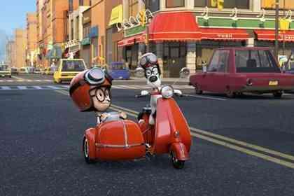 Mr. Peabody & Sherman - Foto 1