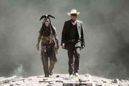 The Lone Ranger - Foto 1