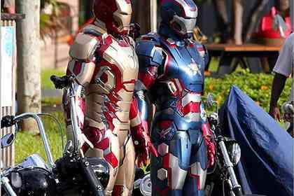 Iron Man 3 - Foto 2