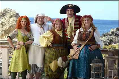 Piet Piraat en het Zeemonster - Foto 1