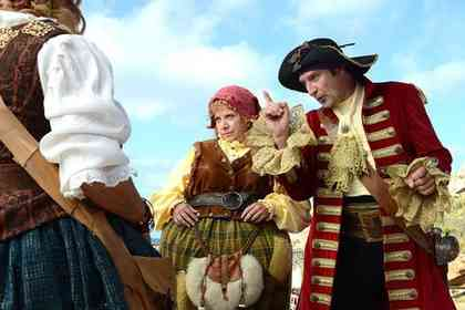 Piet Piraat en het Zeemonster - Foto 3