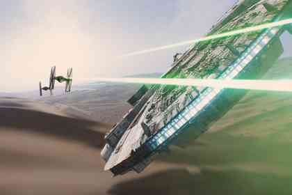 Star Wars Episode 7 : The Force Awakens - Foto 1