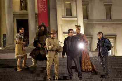 Night at the Museum: Secret of the Tomb - Foto 3