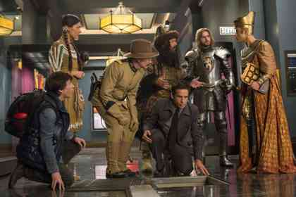 Night at the Museum: Secret of the Tomb - Foto 5
