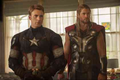 The Avengers 2 : Age of Ultron - Foto 1