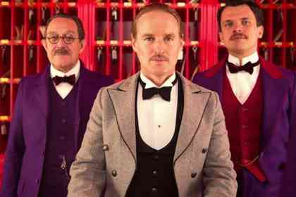 The Grand Budapest Hotel - Foto 1