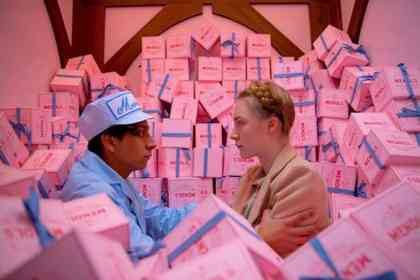 The Grand Budapest Hotel - Foto 2