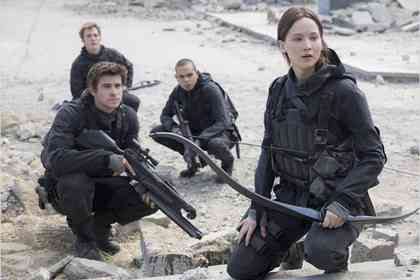 The Hunger Games: Mockingjay - Part 2 - Foto 2