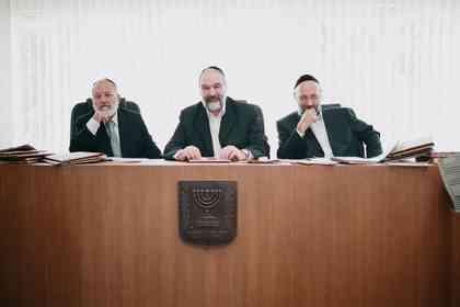 GETT le procès de Viviane Amsalem - Foto 1