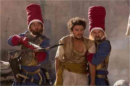 Les Nouvelles Aventures d'Aladin - Foto 4