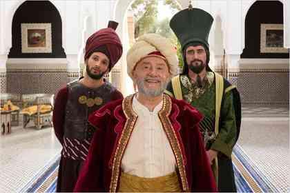 Les Nouvelles Aventures d'Aladin - Foto 5