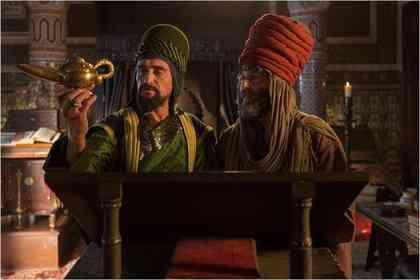 Les Nouvelles Aventures d'Aladin - Foto 6