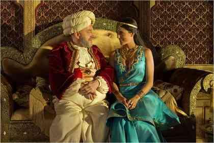 Les Nouvelles Aventures d'Aladin - Foto 8