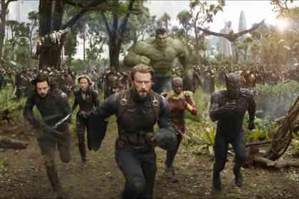 Avengers: Infinity War - Part I - Foto 1