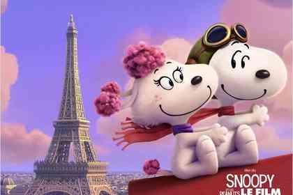 Snoopy en de Peanuts - Foto 12