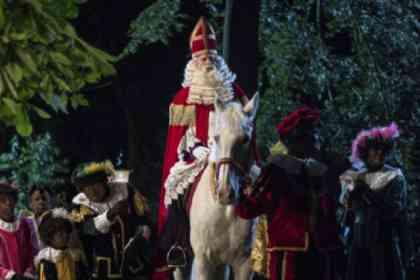 Sinterklaas en de verdwenen schoentjes - Foto 1