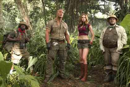 Jumanji: Welcome to the jungle - Foto 1