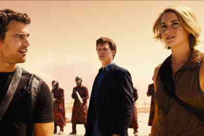 The Divergent Series: Allegiant - Foto 5