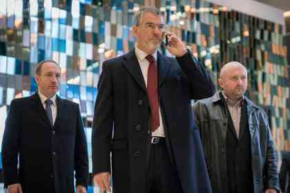 The Foreigner - Foto 2