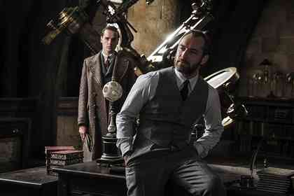 Fantastic Beasts : The Crimes Of Grindelwald - Foto 1
