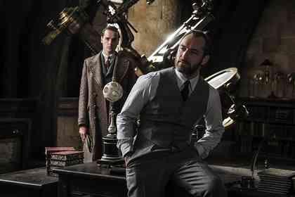 Fantastic Beasts : The Crimes Of Grindelwald - Foto 1