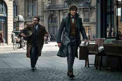 Fantastic Beasts : The Crimes Of Grindelwald - Foto 3