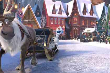 Olaf's Frozen Avontuur - Foto 1