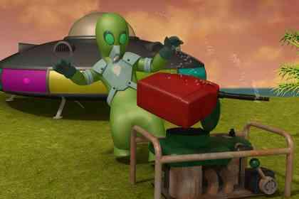 Brandweerman Sam: UFO Alarm - Foto 5