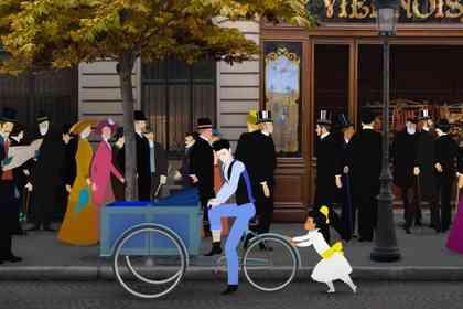 Dilili à Paris - Foto 12