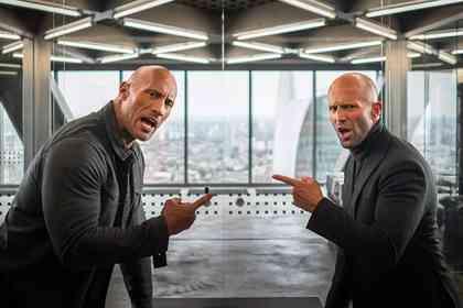 Fast & Furious : Hobbs & Shaw - Foto 1