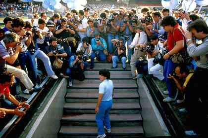 Diego Maradona - Foto 1