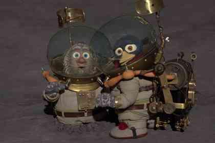 Solan & Ludwig: Reis naar de maan - Foto 2