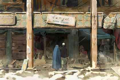 Les Hirondelles de Kaboul - Foto 4