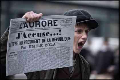 J'accuse - Foto 1
