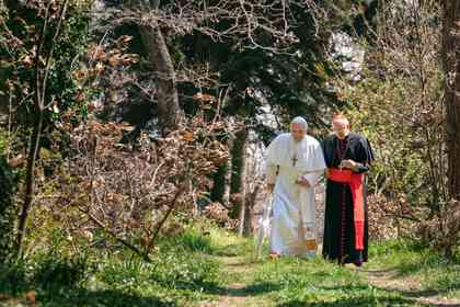 The Two Popes - Foto 1