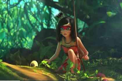 Ainbo : Heldin van de Amazone - Foto 1