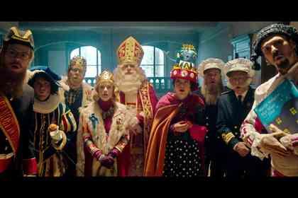 Sinterklaas en Koning Kabberdas - Foto 1