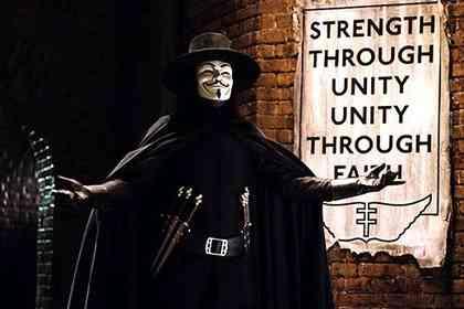 V for Vendetta - Foto 2