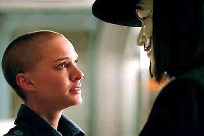 V for Vendetta - Foto 3