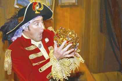 Piet Piraat en de Betoverde Kroon - Foto 2
