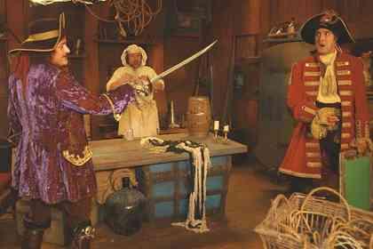 Piet Piraat en de Betoverde Kroon - Foto 4