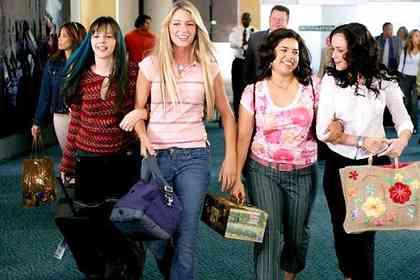 The Sisterhood of the traveling pants - Foto 1